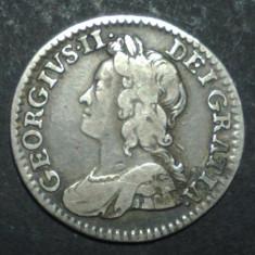 Anglia 4 pence 1746 Argint, Europa