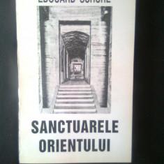 Edouard Schure - Sanctuarele Orientului (Editura Princeps, 1994)