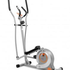 Bicicleta eliptica Hiton Travel-gri - Bicicleta fitness Sportmann