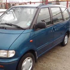 Nissan Serena 7 locuri, An Fabricatie: 1998, Motorina/Diesel, 190000 km, 2300 cmc