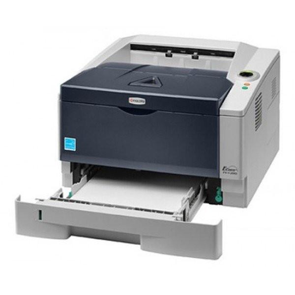 Imprimanta LaserJet Monocrom, A4, Kyocera FS-1300D, 28 pagini/minut, 20.000 pagini lunar, 1200 x 1200 DPI, Duplex, USB foto mare