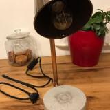 Lampa industriala handmade