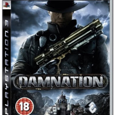 Damnation Ps3 - Jocuri PS3 Codemasters
