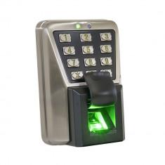 Aproape nou: Sistem de acces control biometric PNI Finger 300 cu parola, cititor de
