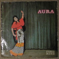 Vinyl Aura Urziceanu-Aura (compozi Oschanitzky, J Răducanu, Paganini, Porumbescu) - Muzica Jazz, VINIL