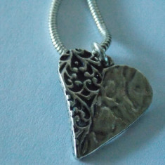 Lantisor si pandant argint handmade -2384