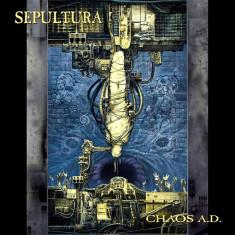 Sepultura Chaos A.D. Expanded Edition LP (2vinyl)