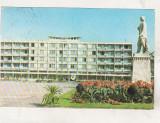 Bnk cp Baia Mare - Vedere din Piata Victoriei - circulata, Printata