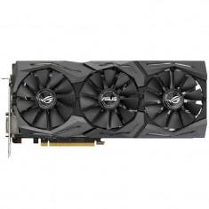 Placa video Asus AMD Radeon RX 580 STRIX GAMING TOP Edition 8GB DDR5 256bit - Placa video PC