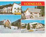 bnk cp Voineasa - Vile la Voinesita - circulata - marca fixa
