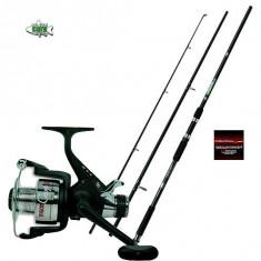COMBO LINEAEFFE LANSETA CARP SEEKER 3BUC 3, 60M + MULINETA VIGOR #16162 - Set pescuit