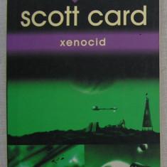 Orson Scott Card - Xenocid (Saga lui Ender, Editura Nemira - colectia Nautilus) - Carte SF