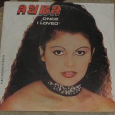 Vinyl/vinil Aura (Urziceanu) – Once I Loved ,ST-EDE 01892  1981,mici zgarieturi