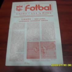 Program Dinamo - ASA Tg. Mures - Program meci