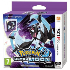 Pokemon Ultra Moon Steelbook Edition Nintendo 3Ds