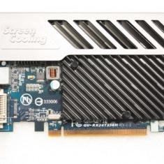 Vand Placa Video GIGABYTE Radeon HD 2400XT - Placa video PC
