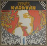 Vinyl/vinil Zenés Karaván 1 (Caravana Muzicală)-comp Metropol,Boros Zoltan,Hamat