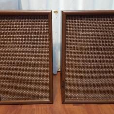 Boxe Vintage si Rare Difuzoare Camera Audion (Pioneer) Box 3100/3 Stil