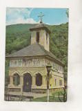 bnk cp Manastirea Lainici - Biserica - necirculata