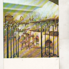 Bnk cp Cluj Napoca - Muzeul de istorie a Transilvaniei - necirculata - Carte Postala Transilvania dupa 1918, Printata