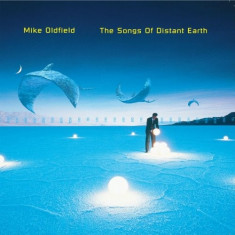 MIKE OLDFIELD The Songs Of Distant Earth (cd) - Muzica Ambientala