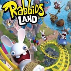 Rabbids Land Nintendo Wii U - Jocuri WII Ubisoft