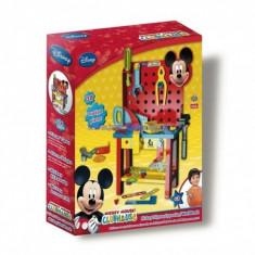 Atelier pentru copii cu 38 piese Mickey Disney