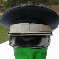 Chipiu cascheta militara bleumarin politie