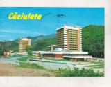 bnk cp Caciulata - Hotelurile Caciulata si Cozia - circulata