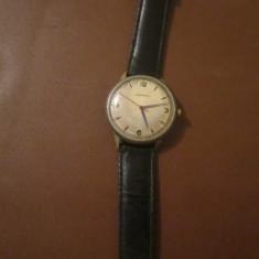 Ceas movado vechi functiona perfect dar a stat la mana pret de defect  c20, Mecanic-Manual, Metal necunoscut