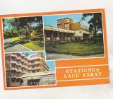 bnk cp Statiunea Lacu Sarat - Vedere - necirculata - marca fixa