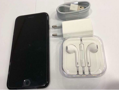 iPhone 7 Black Matte NOU FACTURA+GARANTIE Neactivat 32GB Neverlocked foto