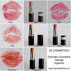 QI Cosmetics – Natural Lipstick – Ruj Natural