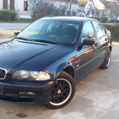 BMW 320 D E46, An Fabricatie: 2000, Motorina/Diesel, 300000 km, 1995 cmc, Seria 3