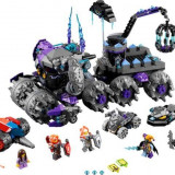 LEGO® NEXO KNIGHTS™ Sediul central al lui Jestro 70352