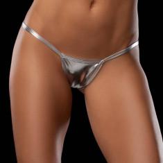 Chilot invizibil dama c-string tanga dama cstring Lenjerie Dama Sexy C-string - Chiloti dama, Culoare: Argintiu, Marime: Marime universala