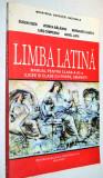 Limba Latina , manual pentru clasa a XI-a, profil umanist 1999
