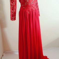 Rochie de seara, Marime: 37, Culoare: Rosu