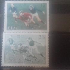 Irlanda 1974 rugby mnh, Etiopia, An: 1940, Transporturi, Nestampilat