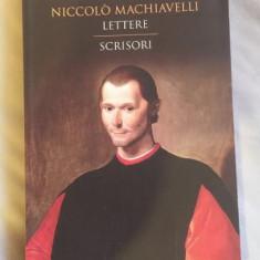 N. Machiavelli Lettere Scrisori ed. bilingva it-ro