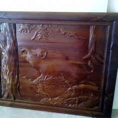 Tablou lemn masiv