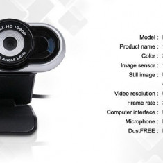 Vand Camera Web A4tech FullHD - Webcam