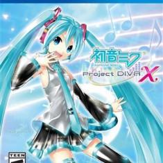 Hatsune Miku Project Diva X Ps4 - Jocuri PS4