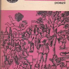 FRANCOIS VILLON - POEZII ( BPT 1144 ) - Carte poezie