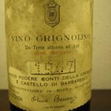 N. 28 - vin grignolino riserva speciale cremosina, recoltare 1967, cl 72 gr 12 - Vinde Colectie, Aroma: Sec, Sortiment: Rosu, Zona: Europa