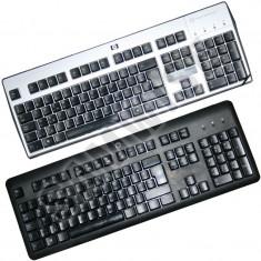 Tastatura HP Black/SIlver, USB, Diverse modele