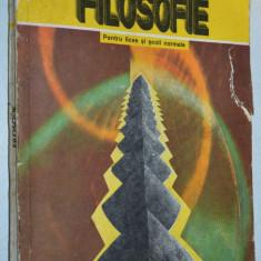 Filosofie, manual pentru clasa a XII-a si a XIII-A 1997 - Manual scolar, Clasa 12, Alte materii