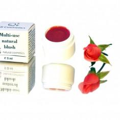 QI Cosmetics – MULTI-USE BLUSH NATURAL