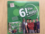 Voltaj 6 vine voltaj dvd video promo cat music records 2007 muzica pop rock