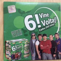 Voltaj 6 vine voltaj dvd video promo cat music 2007 muzica house pop rock - Muzica Pop